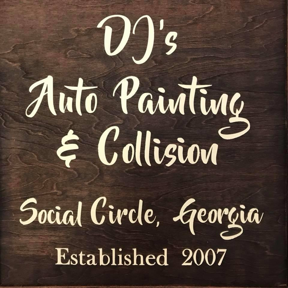 DJ's Auto Painting and Collision